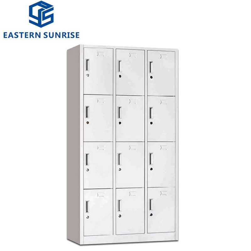 Hot Item 12 Door Compartments Steel Storage Locker In 2020 Locker Storage Storage Steel Storage Cabinets