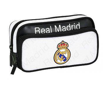Real Madrid Etui 21cm wit