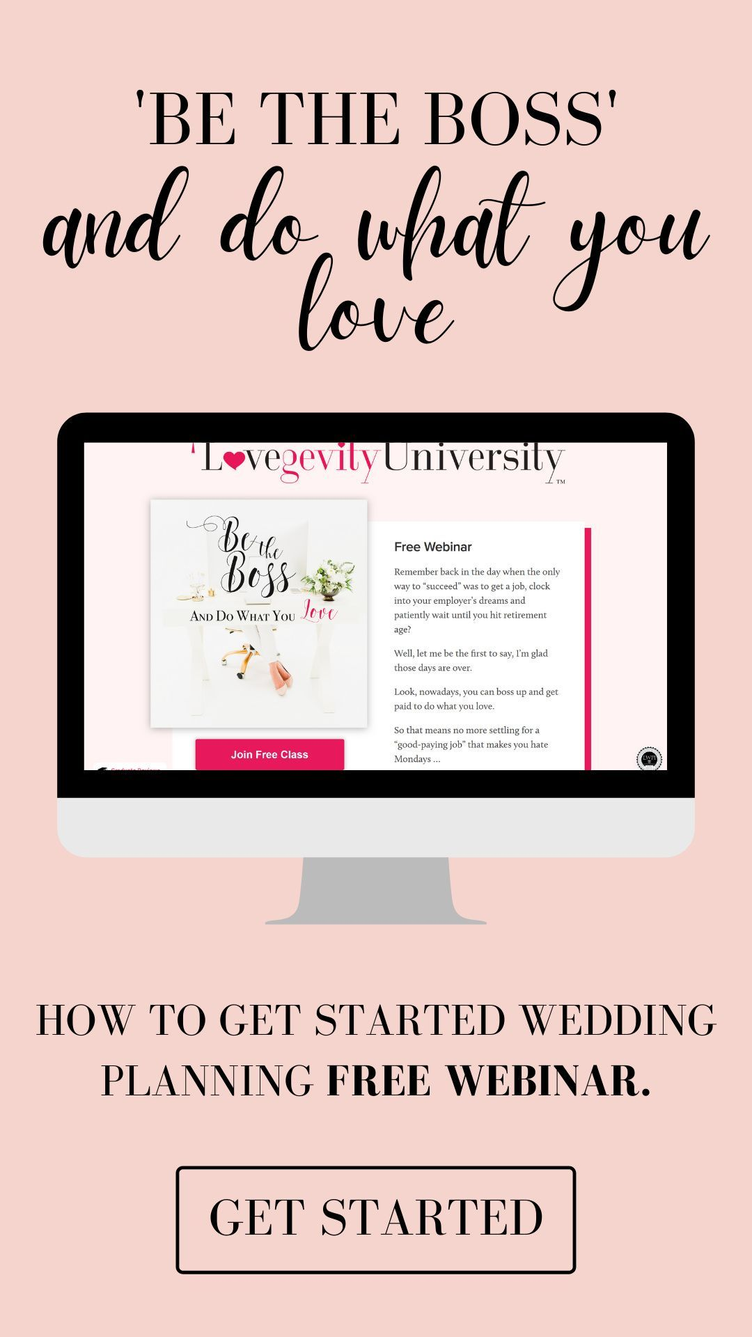 Be The Boss Explore A Creative Career Wedding Planning Institute In 2020 Wedding Event Planning Event Planning Business Free Courses