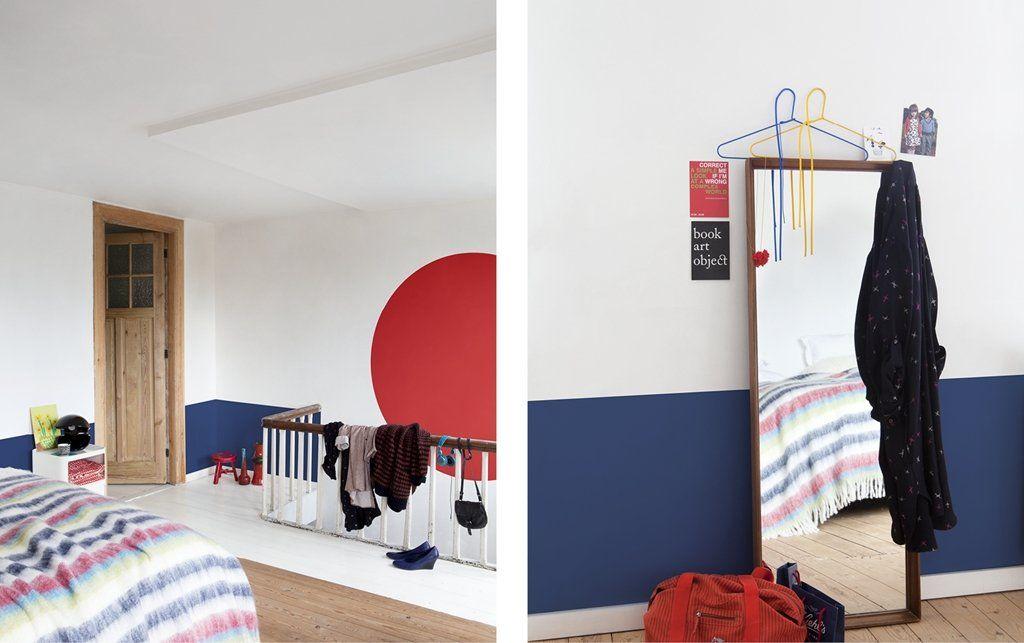 Een slaapkamer hoeft helemaal niet saai te zijn - Syntra | Pinterest ...