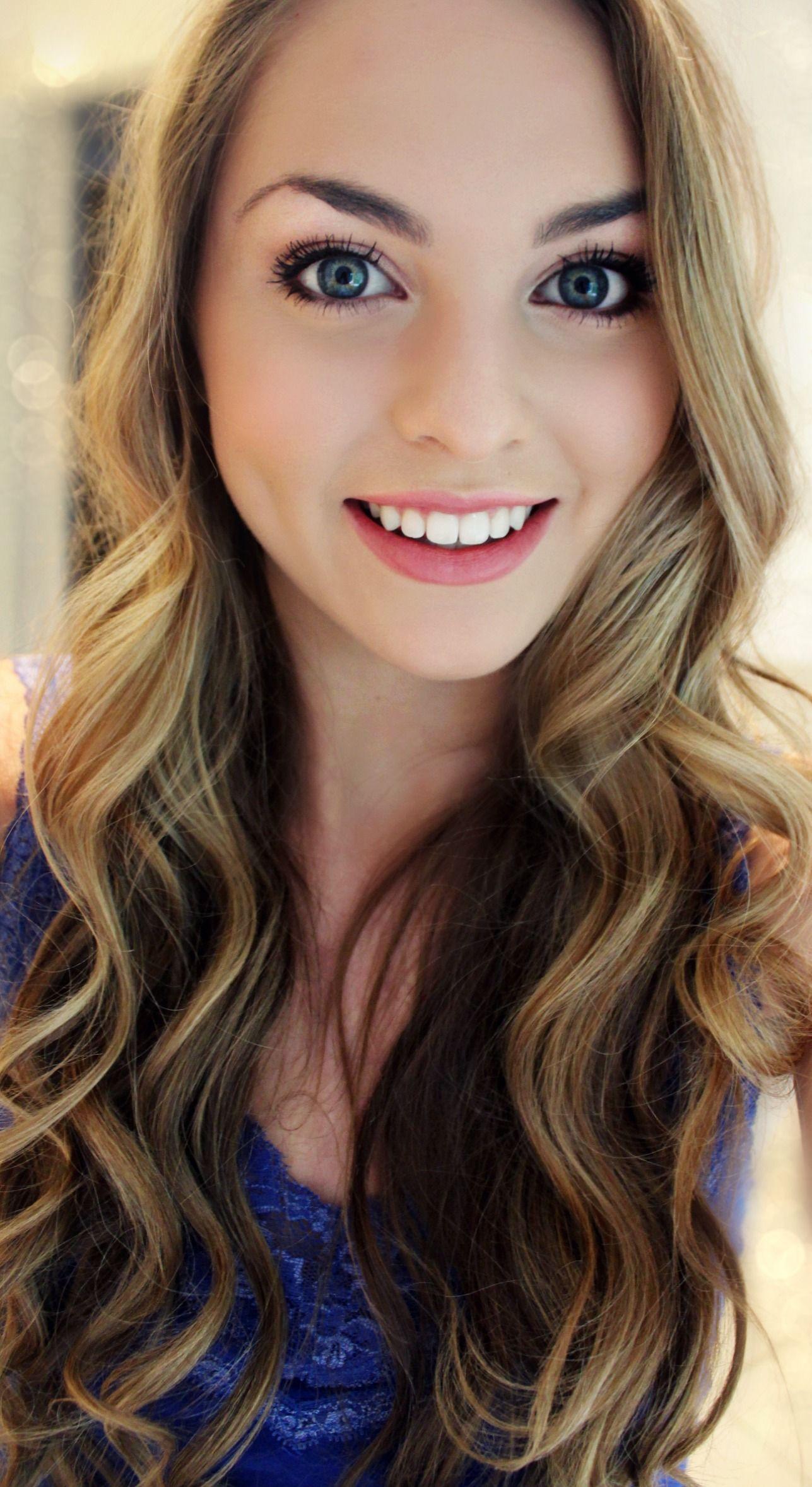 7th Grade natural Makeup look! Middle School Makeup series