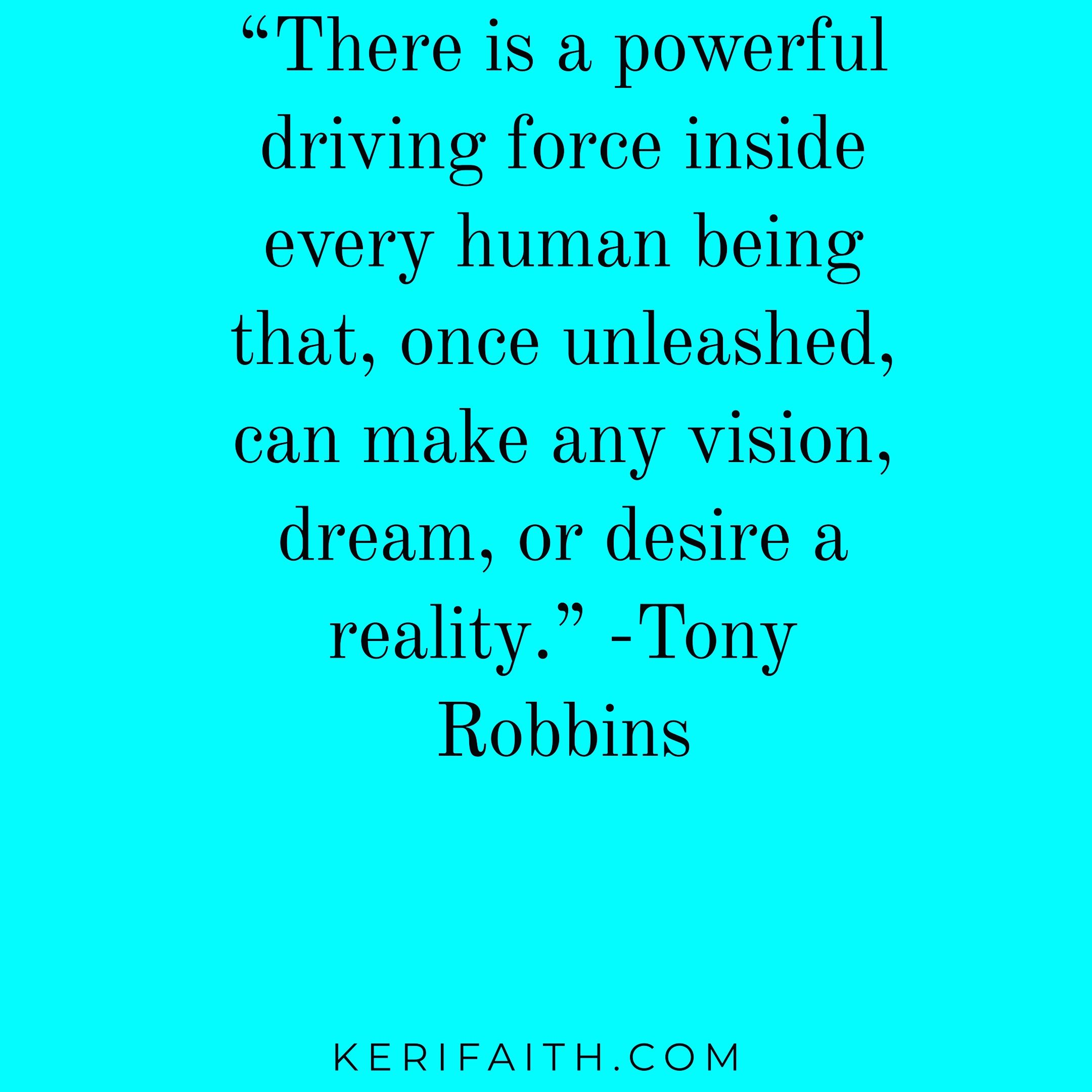 Making Your Dream A Reality With The Power Of Positive