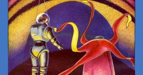 retrofuturismokitsch:  Life On Saturn http://ift.tt/1S6rhLP