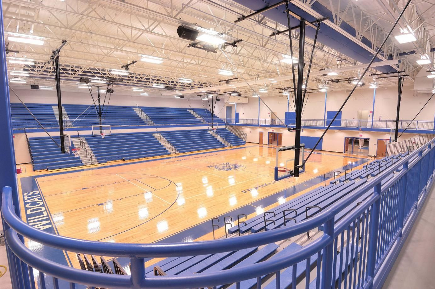 Franklin Simpson High School New Gymnasium Addition High School
