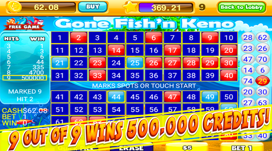 205c9da27a8 Keno Numbers Free Keno Games - Android Apps on Google Play