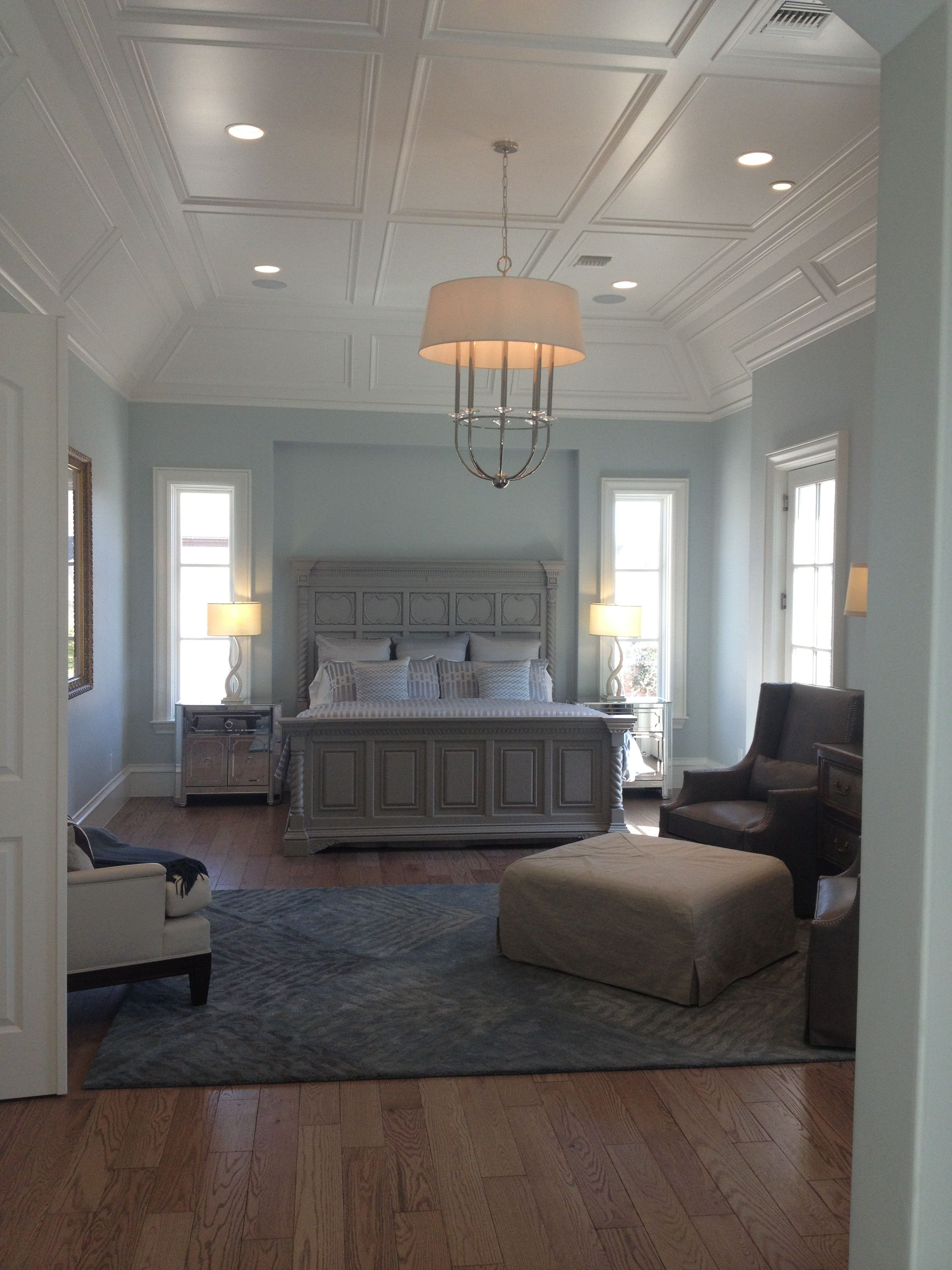 Great master bedroom ceiling. | Home decor, Bedroom ...