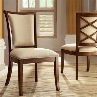 Lawrenceville XX Back Side Chair I Riverside Furniture