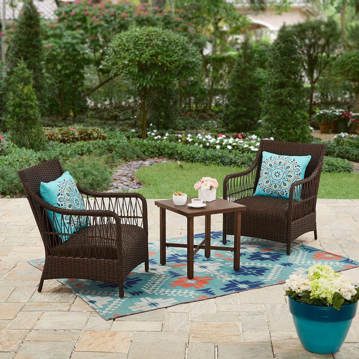 Patio Garden Home Garden Better Homes Gardens Patio Seating
