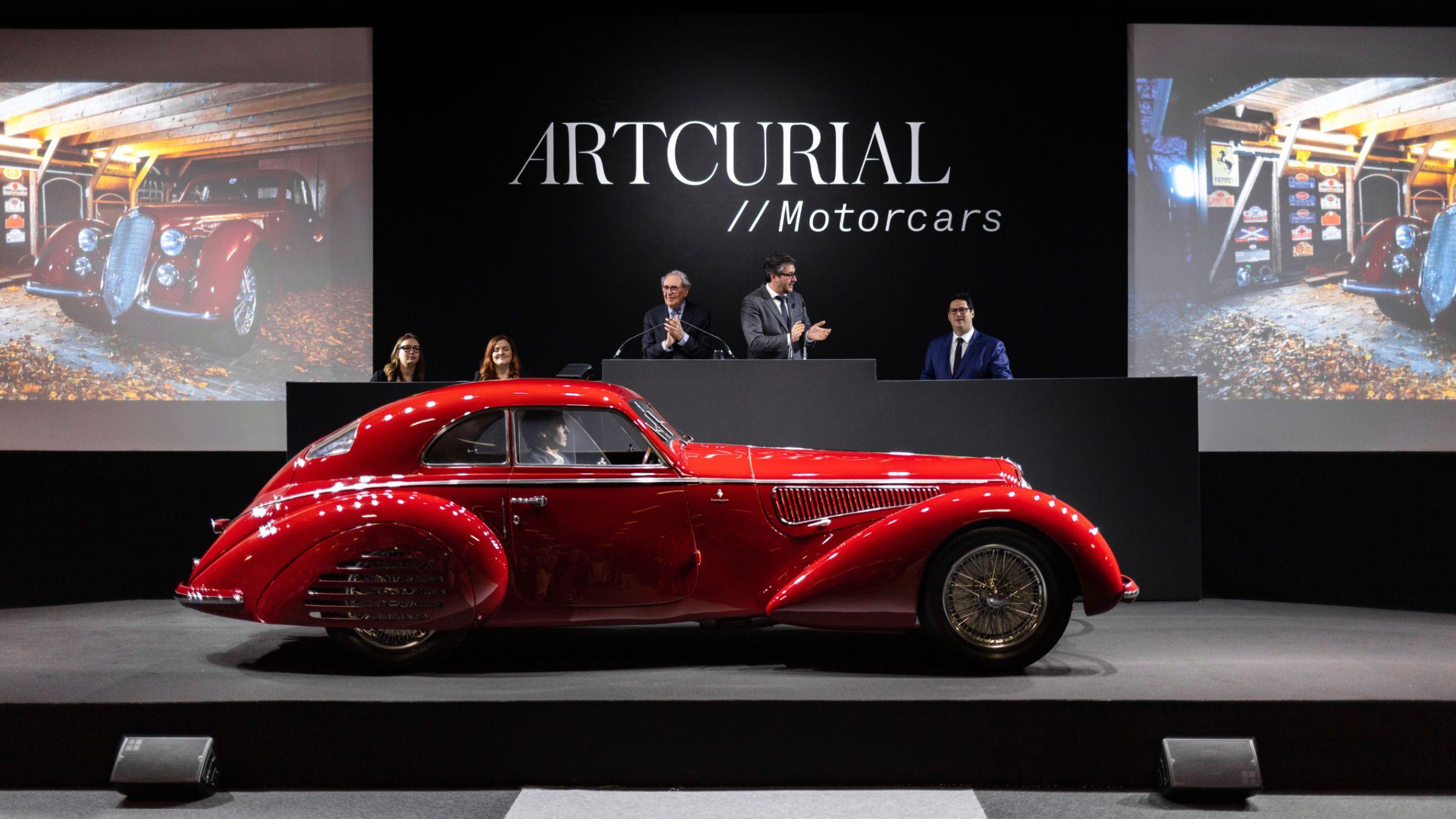 2019 Paris Retromobile Week Sales Top Auction Results F40