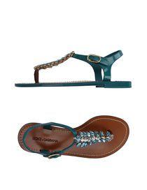 a5f9036d007e DOLCE   GABBANA - Flip flops Dolce Gabbana Online