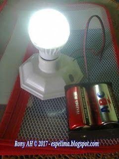 20 Jam Joule Thief Mini Inverter 3v To 220v Ac Light Rangkaian Elektronik Lampu Elektronik