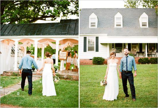 Lakeside Rustic Wedding   Rustic Country Weddings, Back Garden Weddings And  Country Weddings