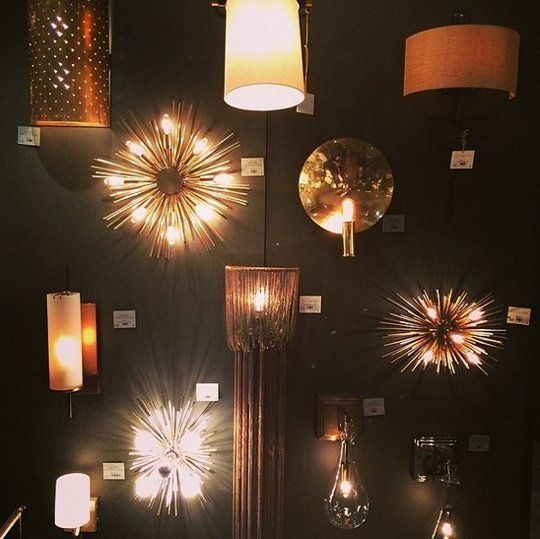 Glam Wow! Arteriors Stuns With Chandeliers, Sconces & More Lighting ...