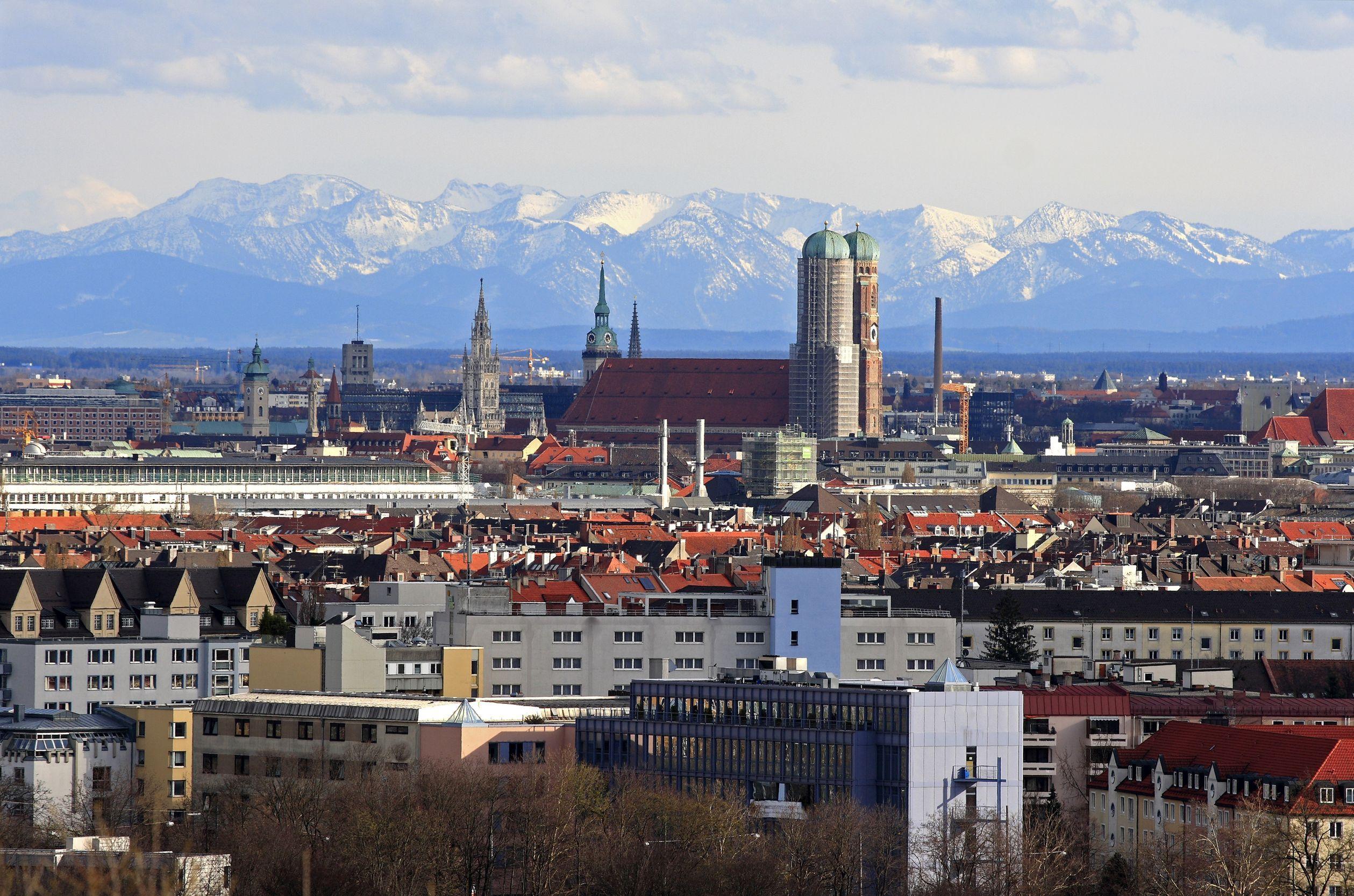 Munich Germany Munchen Deutschland Munchen Deutschland