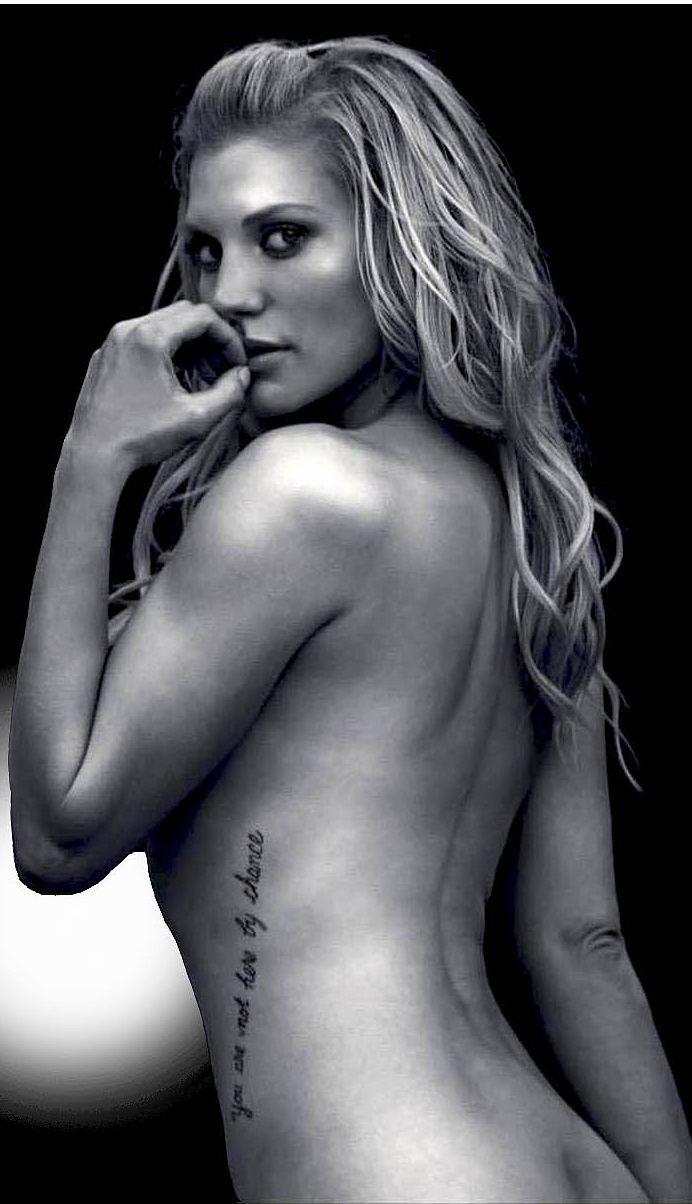 Katee sackhoff nude battlestar