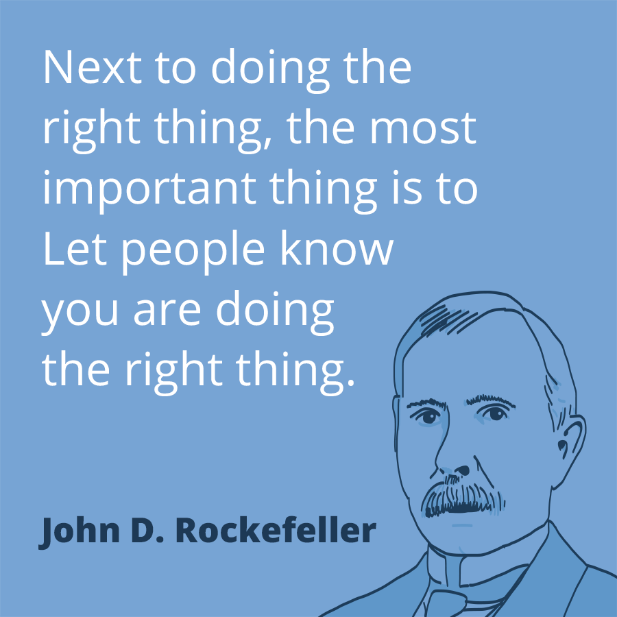 Pr Quotes Next To Doing The Right Thing The Most Important Thing Is To Let