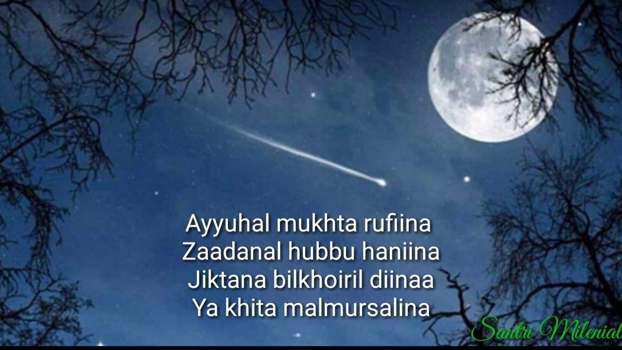 Maher ZainYa Nabi Salam 'alaika (lirik) di 2020