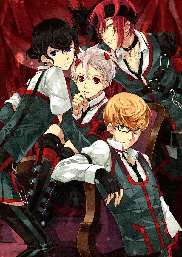 Goulart Knights Evoked the Beginning White (OVA