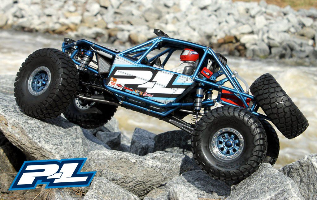 ProLine Project Garage Transforming Axial's RR10 Bomber