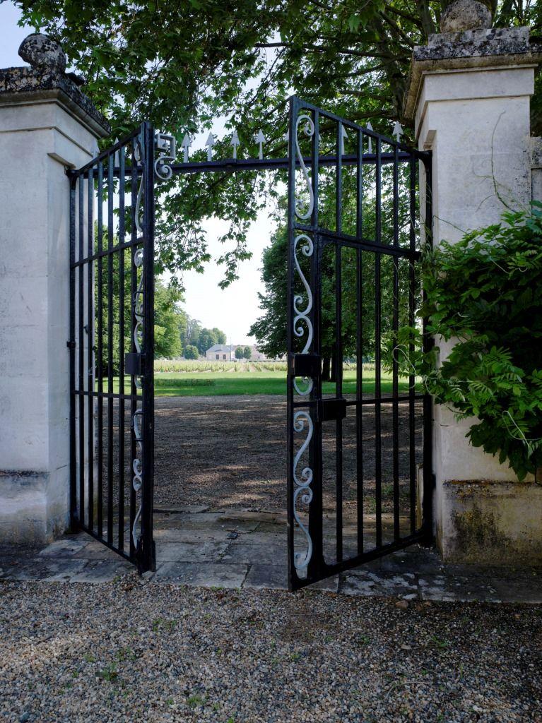 grille Château Rahoul, Graves, Vignoble Dourthe, www.dourthe.com