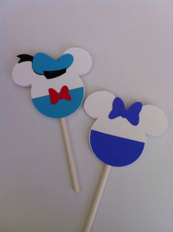 24 Deluxe Mickey Mouse Clubhouse Cupcake por Getcreativewithkay