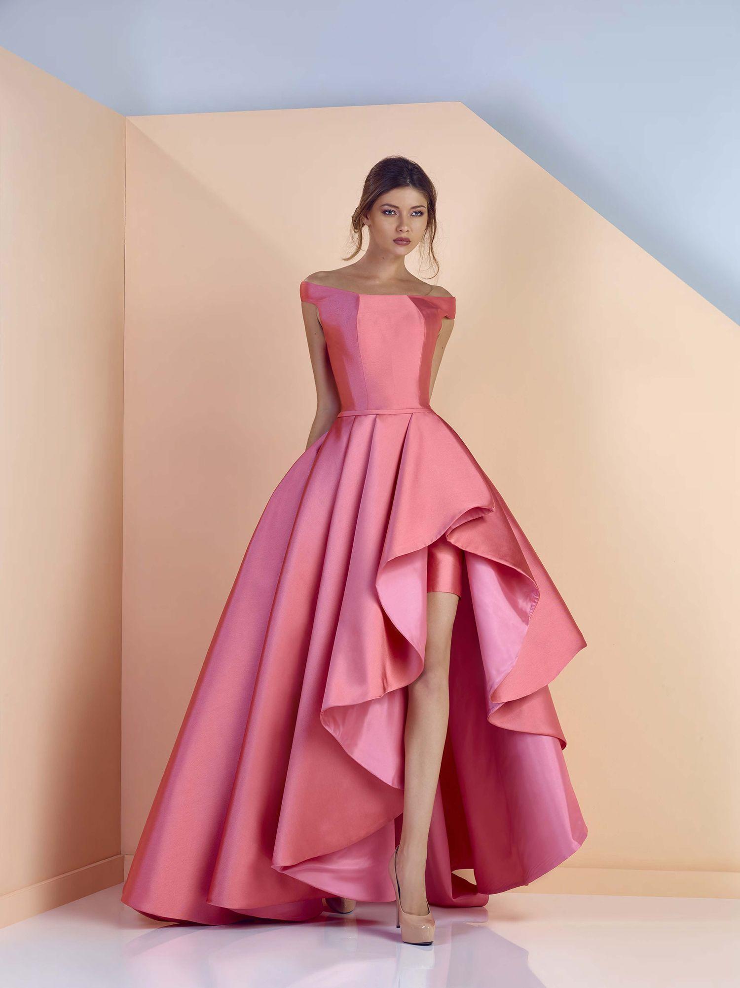 Edward Arsouni | fashion | Pinterest | Vestido largo fiesta, Alta ...