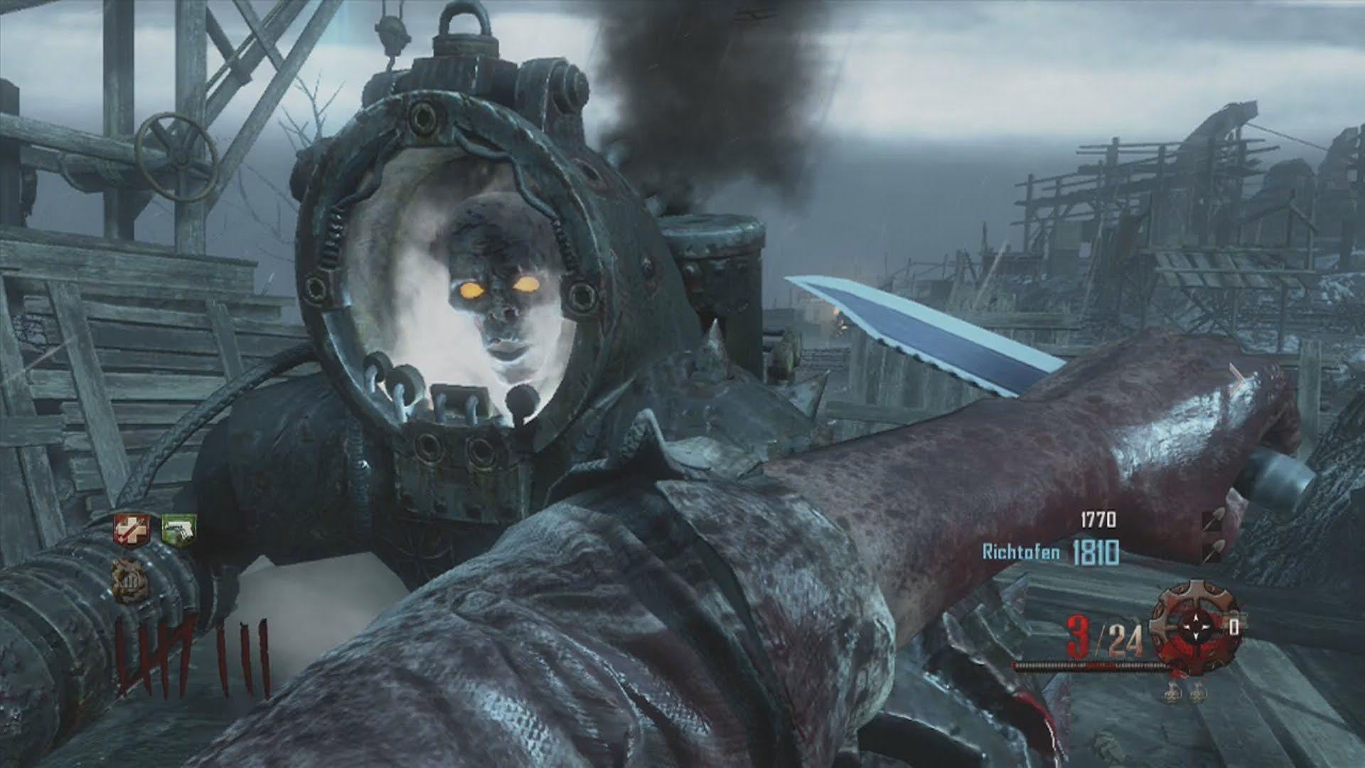 Black ops 2 zombies origins livestream w syndicate