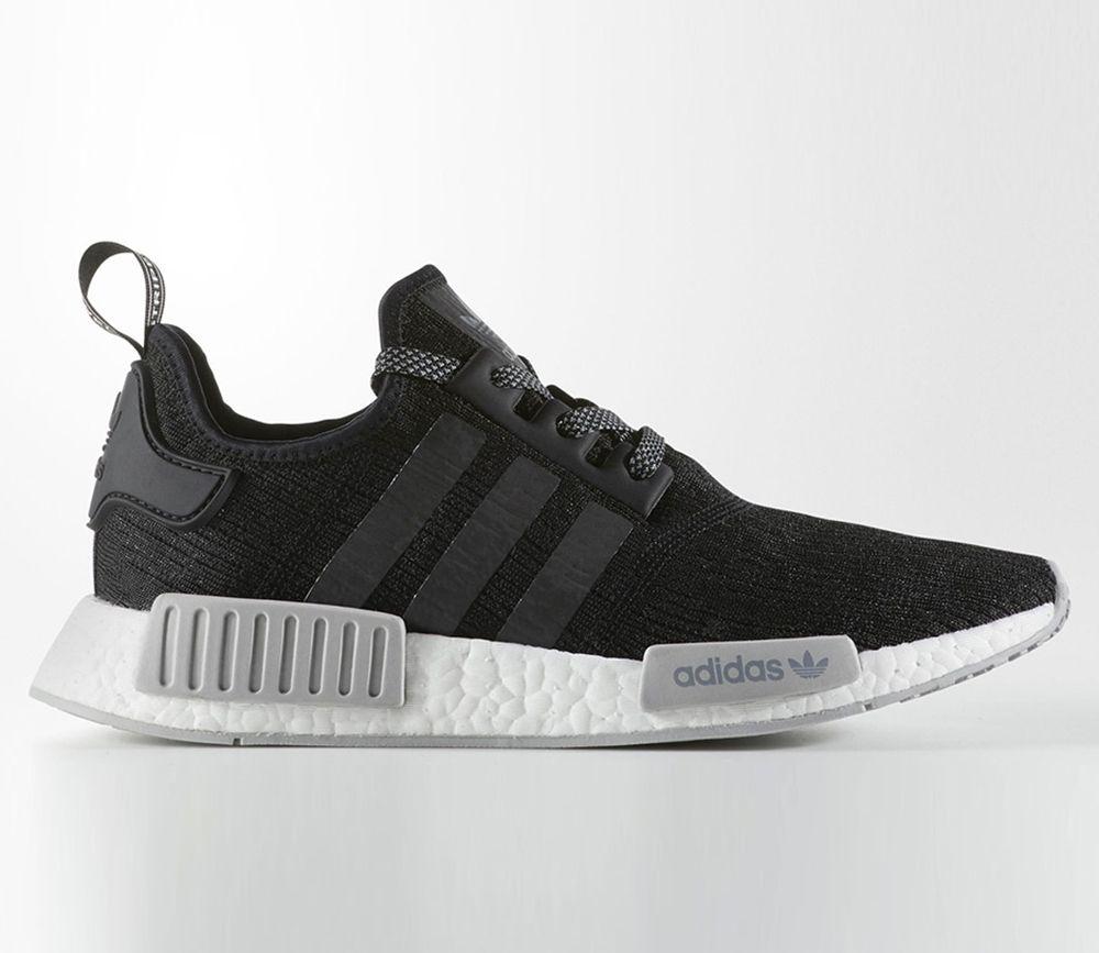 2a1f7e7145e Najnowsze adidas NMD w kolorystyce Core Black Grey Two mogą Wam przypominać  jedno z wydań z 2015 roku