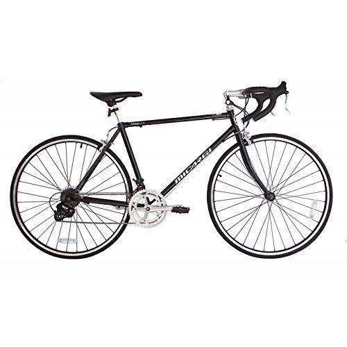 Micargi CLASSIC7048BK Mens Vintage Road Bicycle 48cm Steel Frame ...