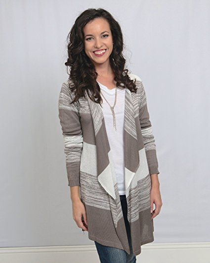 Women's Spring Cardigan Sweater Shawl Wrap Asymmetric Open Drape ...