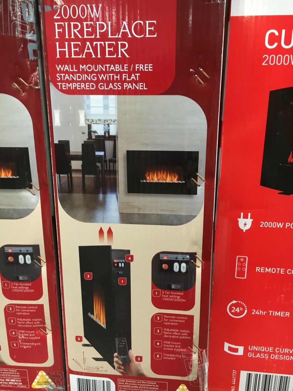 Tv Bracket Bunnings Bunnings Electric Fire Unit House Modern Fire Places