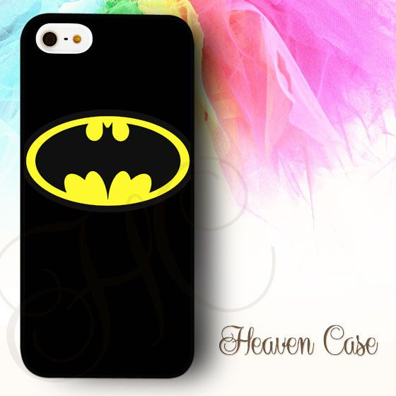 Batman Classic Symbol Available For Iphone 44s55s5c Case