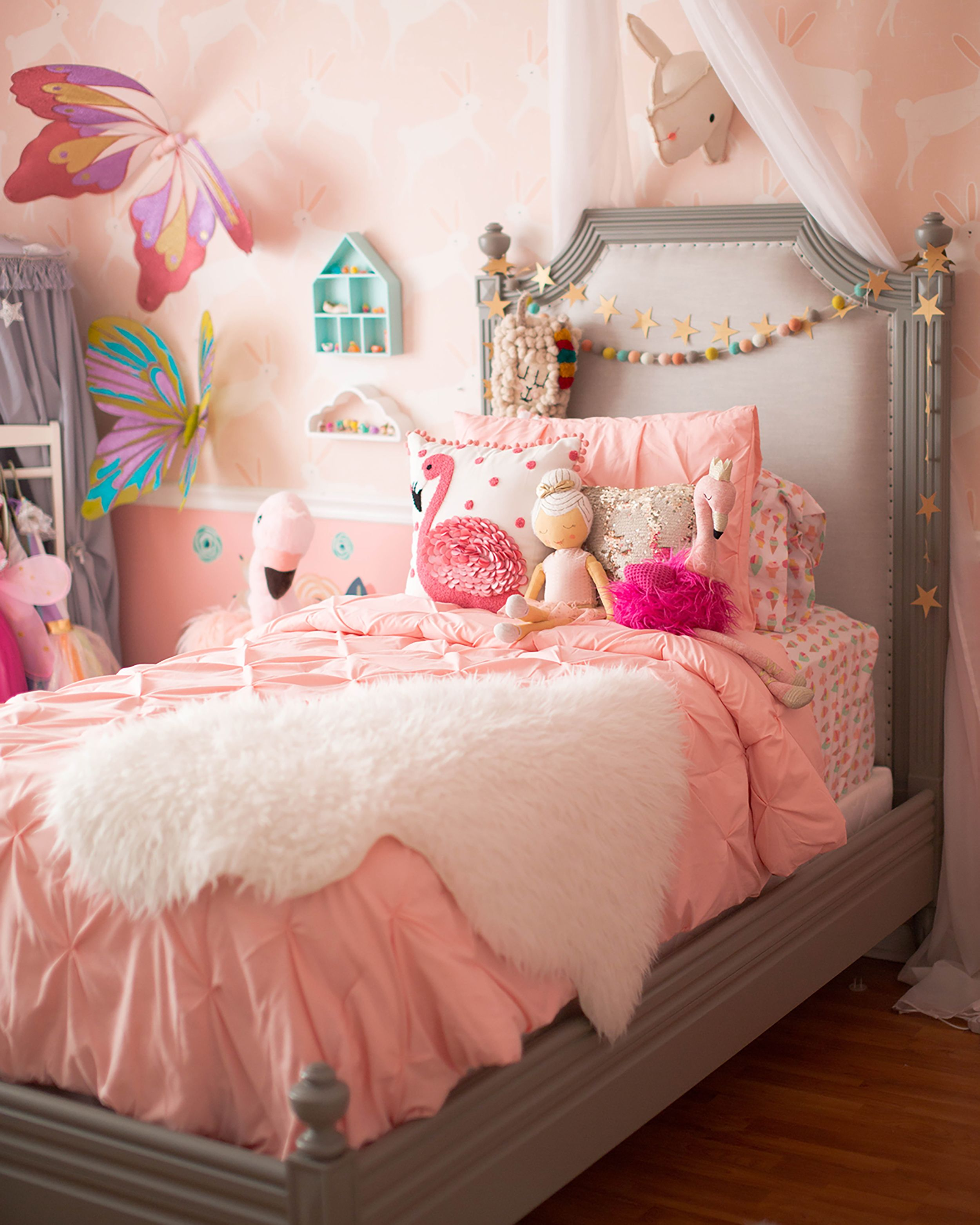 Even the tiniest princesses need a place for sweet dreams