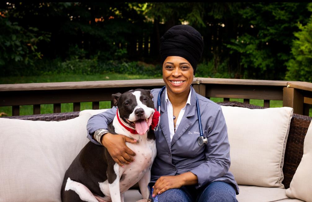 Meet Dr. Venaya Jones, Owner of Cleveland's First Black