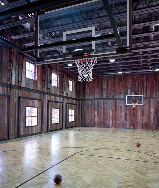 Bball Court Home Basketball Court Home Gym Design Basketball Court Backyard