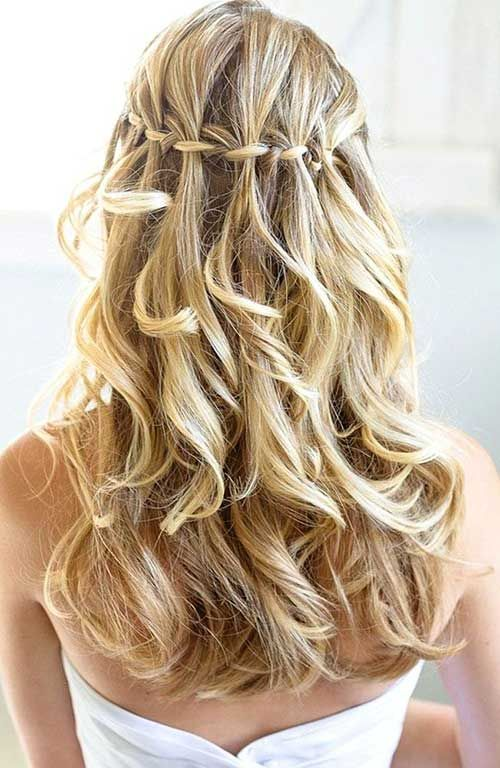 14.Hairstyle for Long Hair