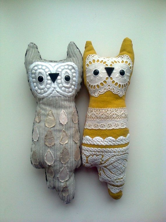 Owls couple pair of horned wise owl friends by wassupbrothers