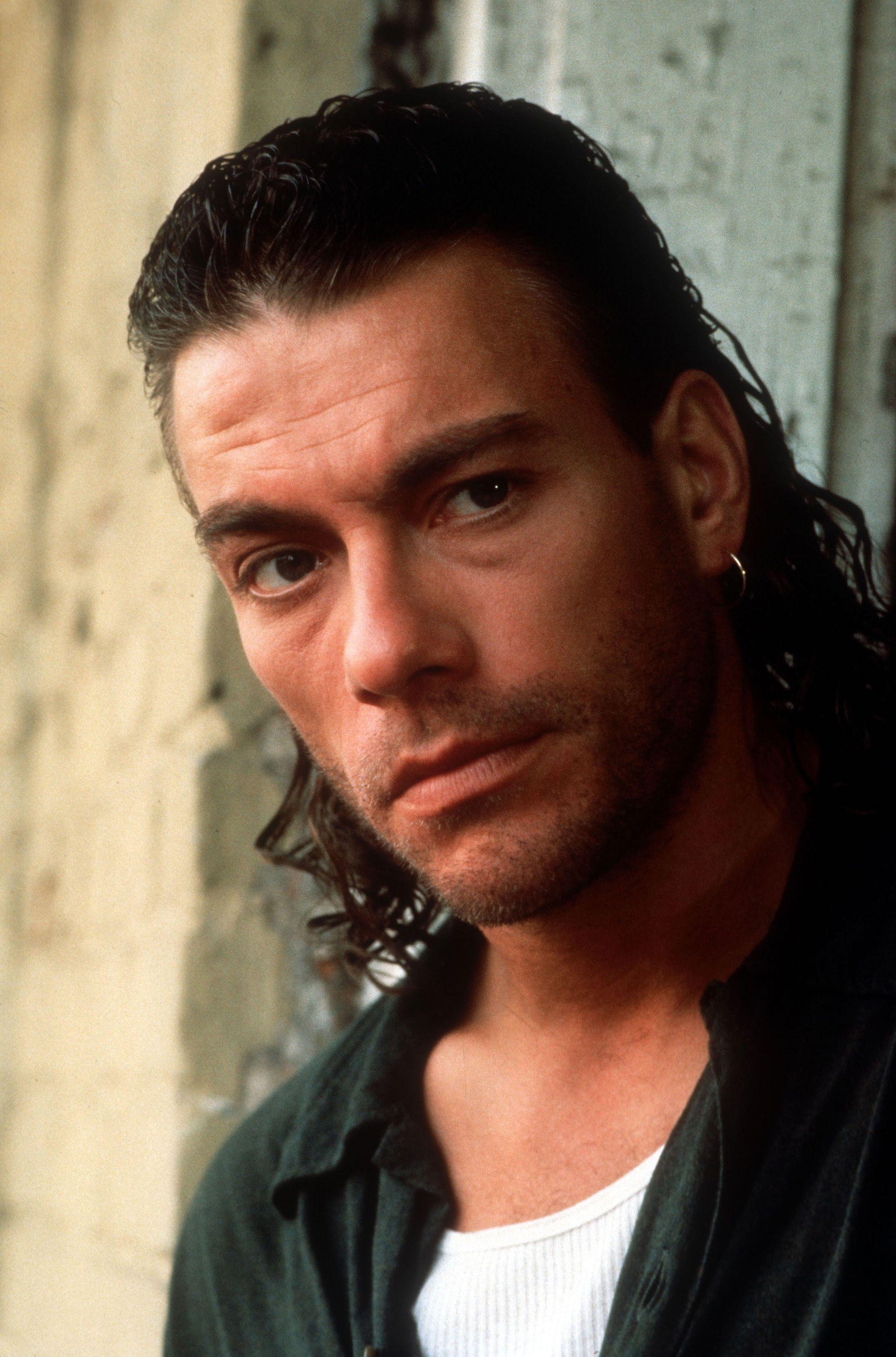 Jean Claude Van Damme | Actriz de cine, Barba sin bigote ...