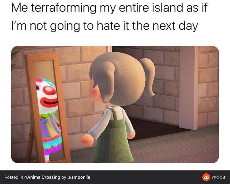 Just A Lovely Bunch Of Animal Crossing Memes Comics In 2021 Animal Crossing Memes Animal Crossing Funny Animal Crossing