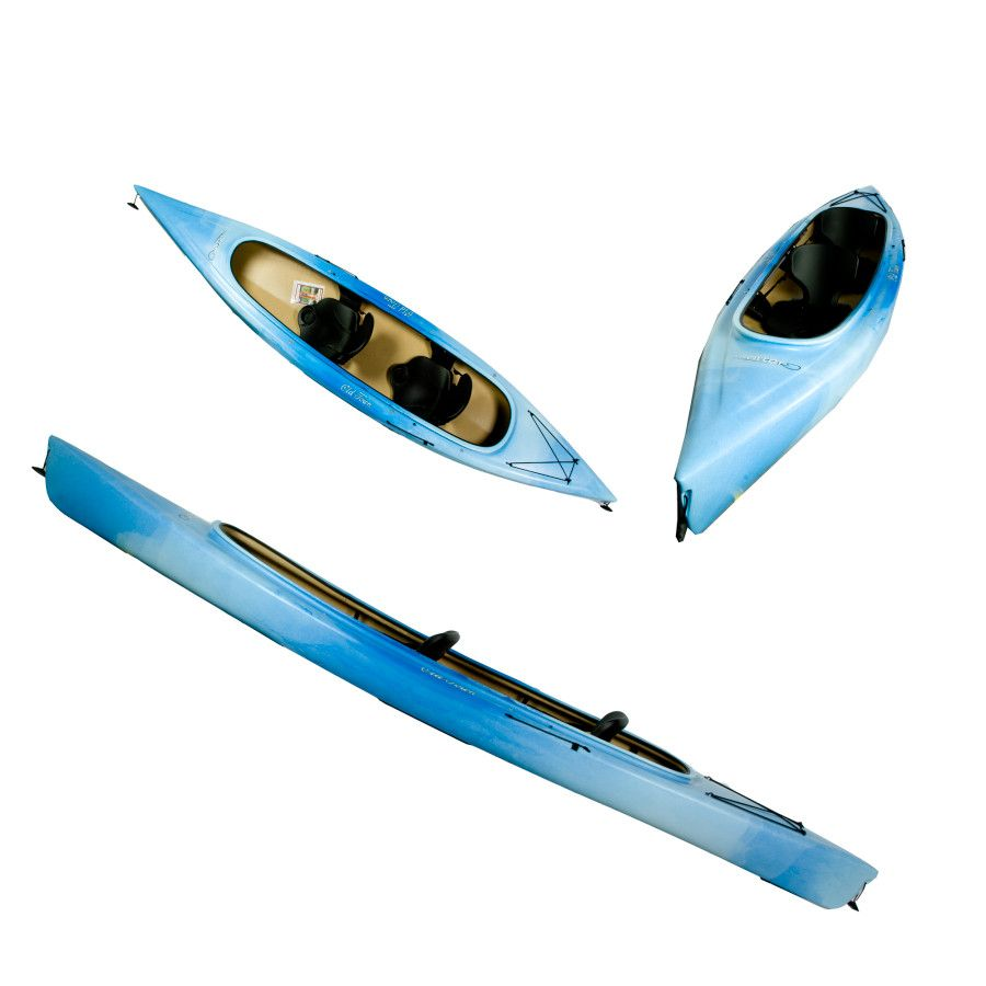 Old Town Twin Otter Kayak $800 687 lbs   Cool Stuff