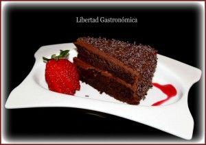 Pastel de Chocolate - Pastelería-creativa.com