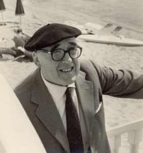 Cesare Zavattini (20 September 1902 – 13 October 1989)