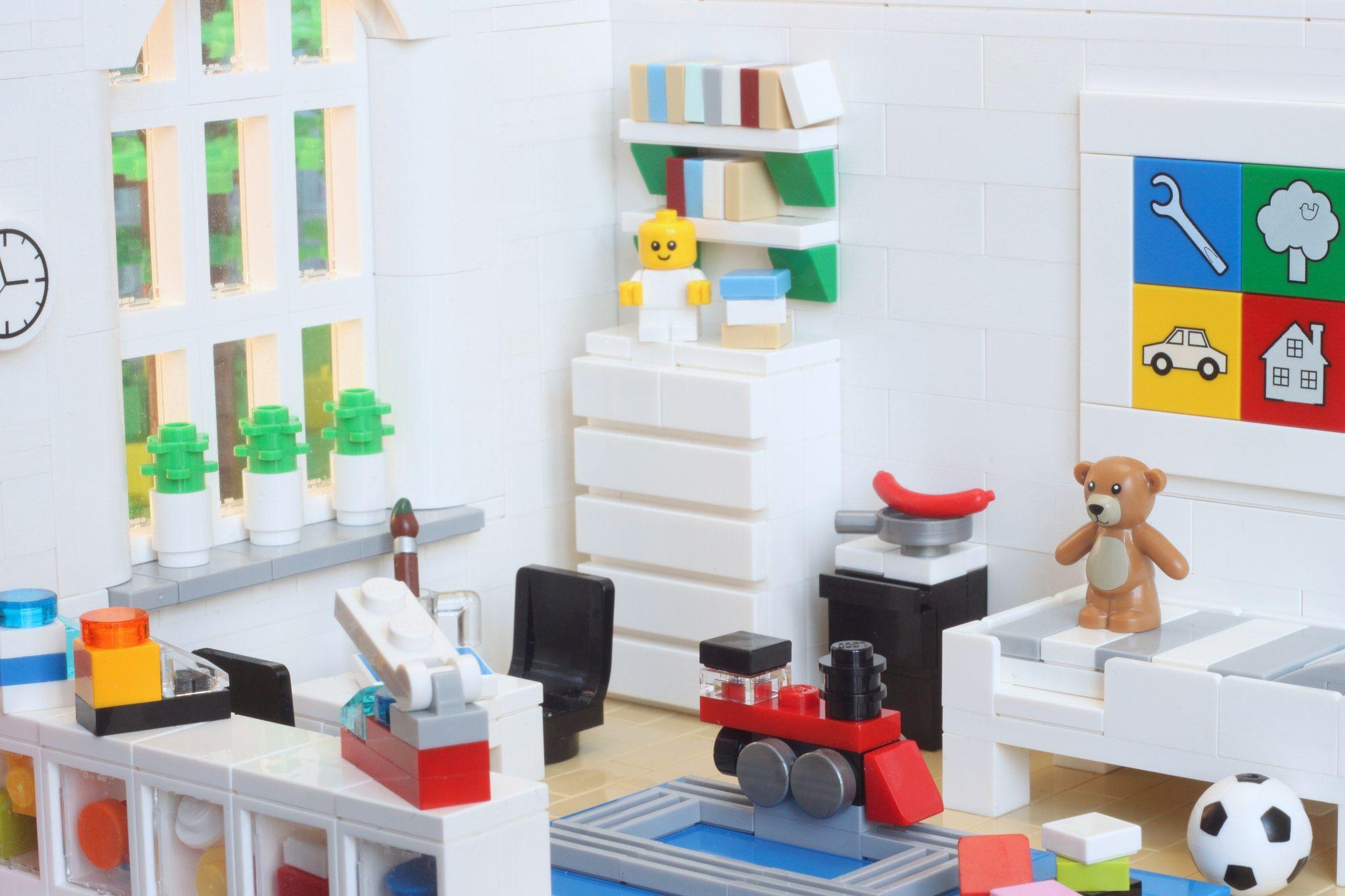 Kids room (mit Bildern) Lego, Legozimmer, Cooles lego