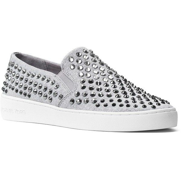 f14d60059caf Michael Michael Kors Keaton Slip On Sneakers (480 ILS) ❤ liked on Polyvore  featuring shoes