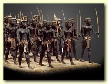 ancient  egyptian weaponry | of armor or helmets really was as the reliefs depicting egyptians very ...