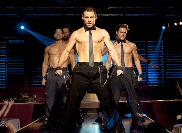 They're toned, they're taut and they're both an inspiration and a nightmare for the average man. But even regular guys can achieve sculpted abs like the stars of Magic Mike. (photo: Claudette Barius / Warner Bros.)
