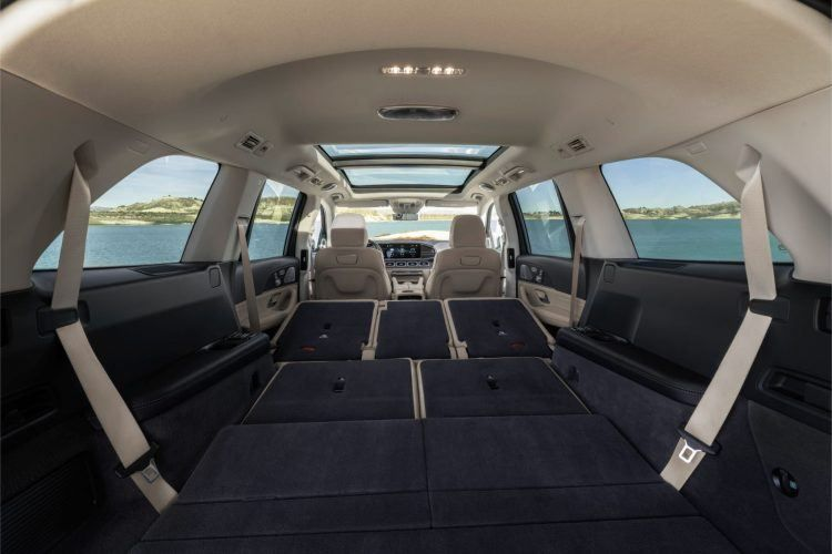 2020 Mercedes Benz Gls Inside The S Class Of Suvs With Images