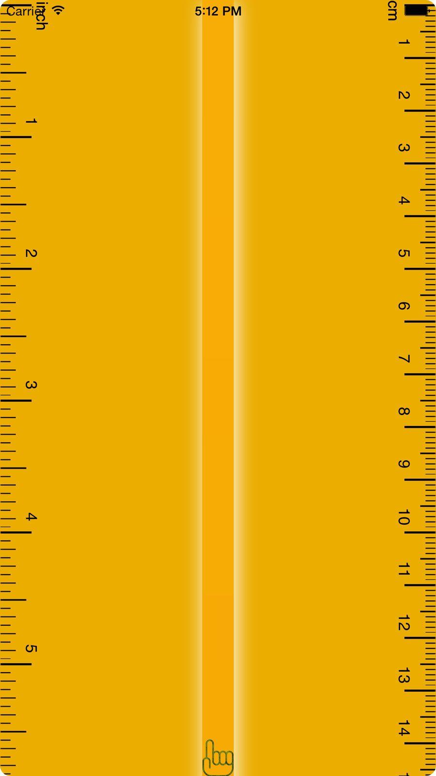 Digital Ruler , Pocket Measure ProductivityGiangPhoto