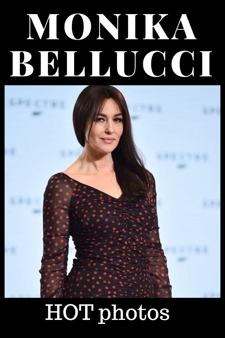 Monica Bellucci Hot Photos
