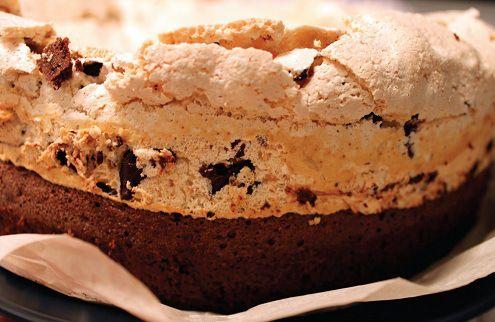 طريقة عمل كيك المارينج بالصور طريقة Recipe Sweet Tooth Desserts Food